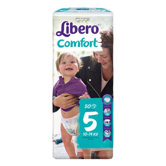 Libero Comfort Fit 5 10-16kg (50x)