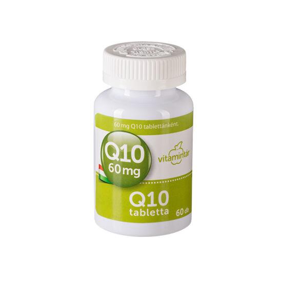 Vitamintár Q10 tabletta 60x