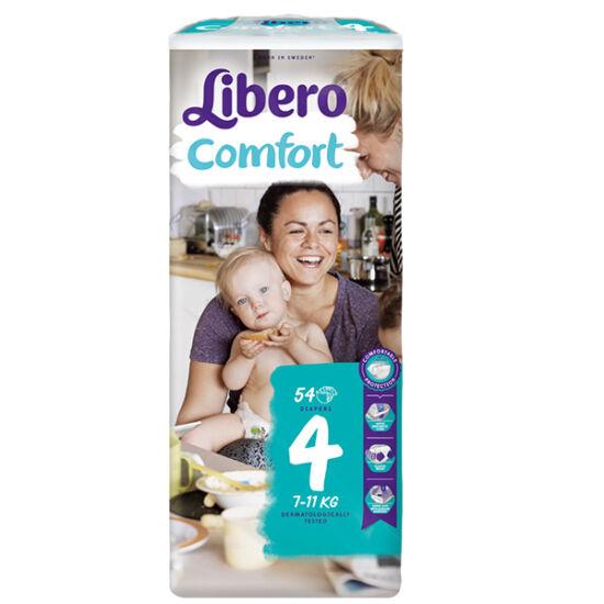 Libero Comfort 4 7-11kg 54x