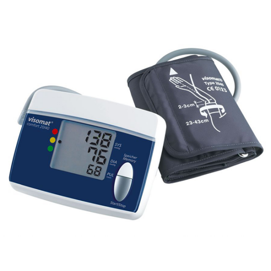 Visomat Comfort Form Plus vérnyomásmér? (adapterrel)
