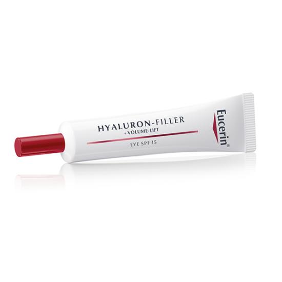 Eucerin Hyaluron-Filler+Volume Lift szemkörnyék ápoló 15ml
