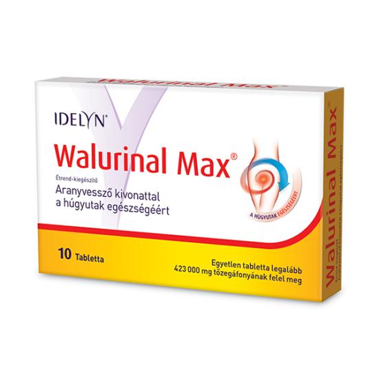 Walmark Walurinal Max aranyvessz?vel tabletta