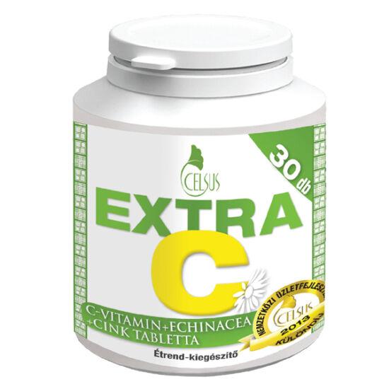 Extra C Echinacea Cink tabletta (30x)