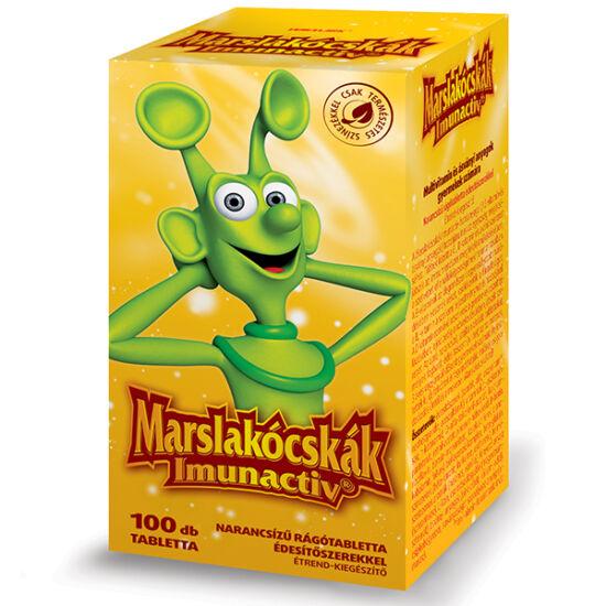Walmark Marslakócskák Imunactiv narancs íz? 100x
