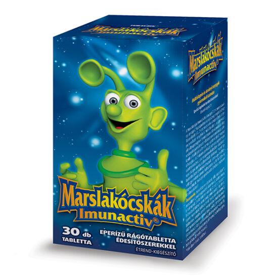 Walmark Marslakócskák Imunactiv eper ízű rágótabl. 30x
