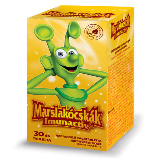 Walmark Marslakócskák Imunactiv narancs íz? 30x