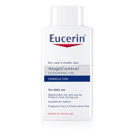 Eucerin AtopiControl Lipid-Olajtusfürd? 400ml