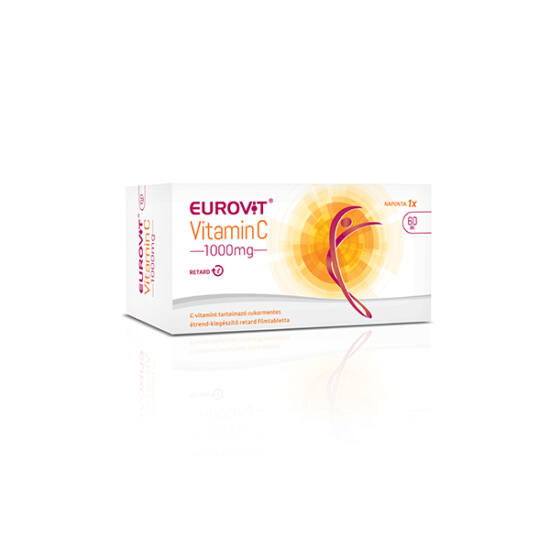 Eurovit C vitamin 1000 mg retard filmtabl 60x