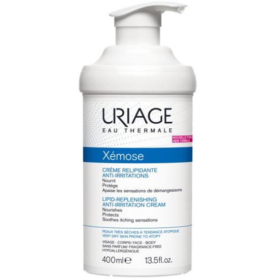 Uriage Xémose krém száraz/nagyon száraz b?rre (400ml)