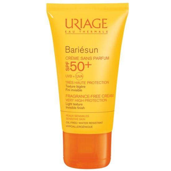 Uriage Bariésun arckrém SPF50+ illatmentes (50ml)