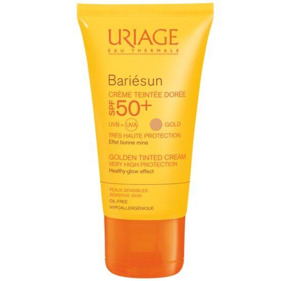 Uriage Bariésun arckrém SPF50+ színezett sötét (50ml)