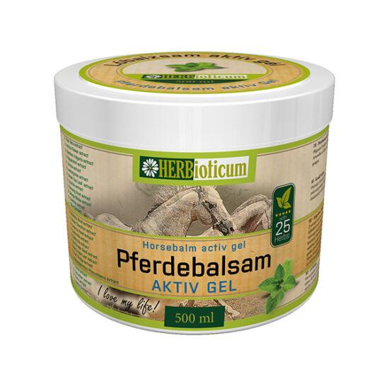 Herbioticum Pferdebalsam gél (500ml)
