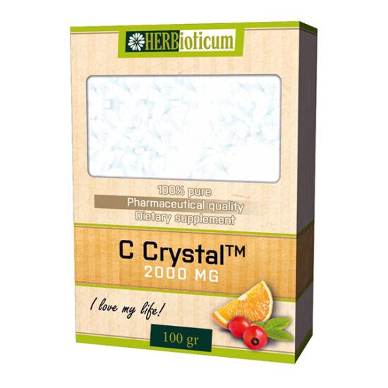 Herbioticum C Crystal 2000 mg (100g)