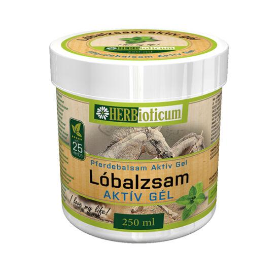 Herbioticum Pferdebalsam aktív gél (250ml)