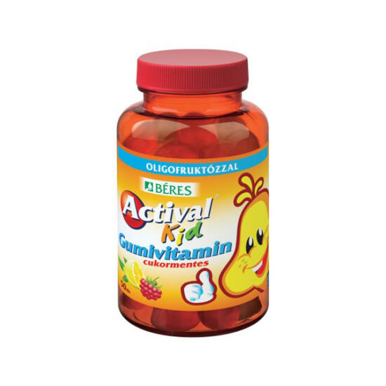 Actival Kid Gumivitamin
