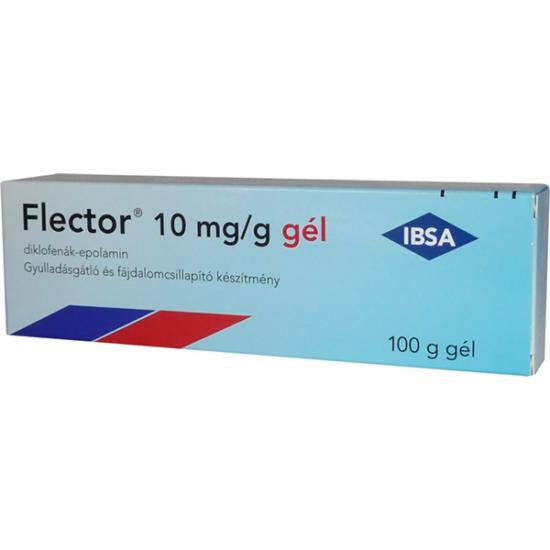 Flector 10 mg/g gél 100g