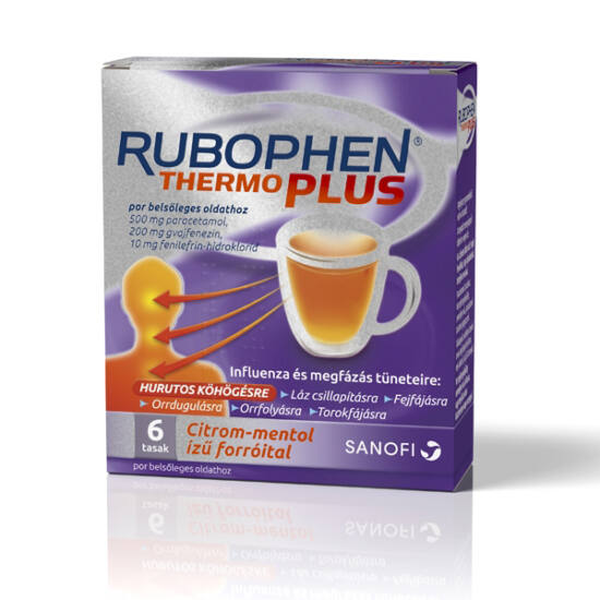 Rubophen ThermoPlus por bels?leges oldathoz 6x
