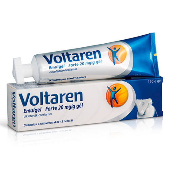 Voltaren Emulgel Forte 20 mg/g gél 150g