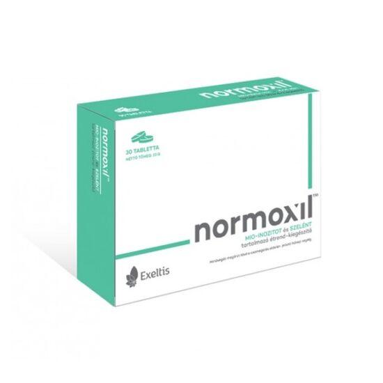 Normoxil mio-inozitol+szelén tabletta 30x