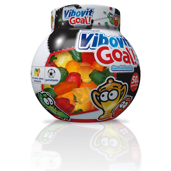 Vibovit Goal gumivitamin 50x