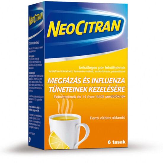 Neo Citran bels?leges por feln?tteknek 6x