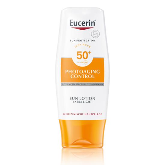Eucerin Sun Protection napozó testre