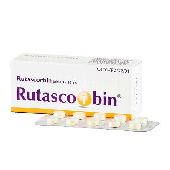 Rutascorbin tabletta