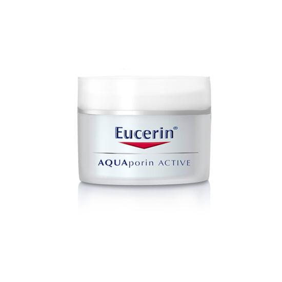 Eucerin AQUAporin ACTIVE Hidratáló arckrém száraz b?rre 50ml