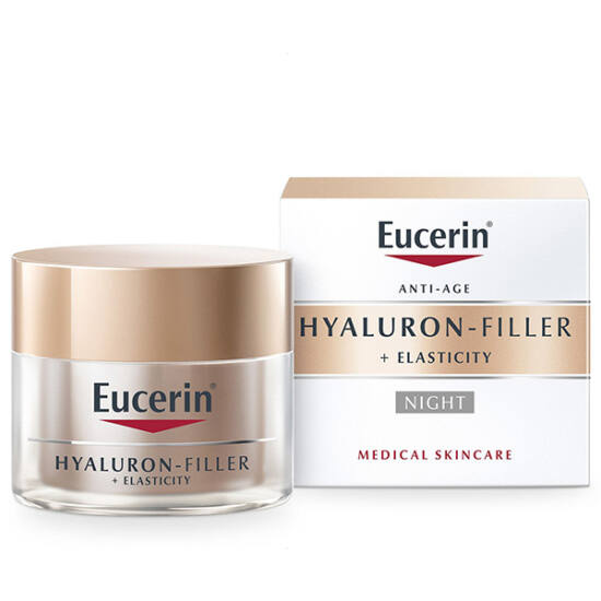 Eucerin Hyaluron-Filler Elasticity éjszakai arckrém 50ml