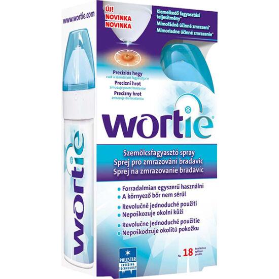Wortie szemölcsfagyasztó spray