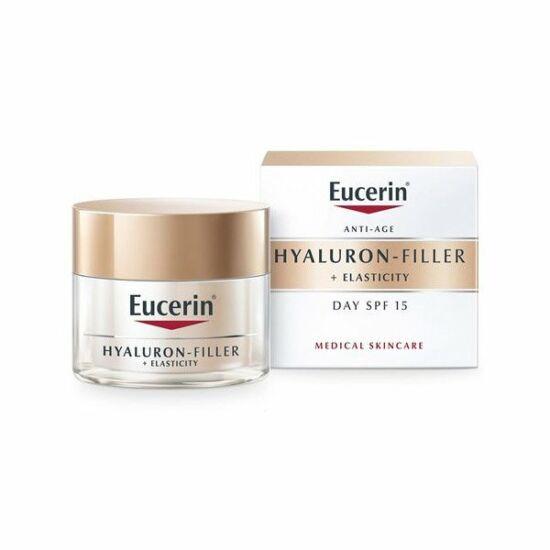 Eucerin Hyaluron-Filler Elasticity nappali arckrém FF15 50ml