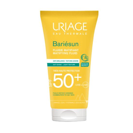 Uriage Bariésun MAT arckrém zsíros b?rre SPF 50+