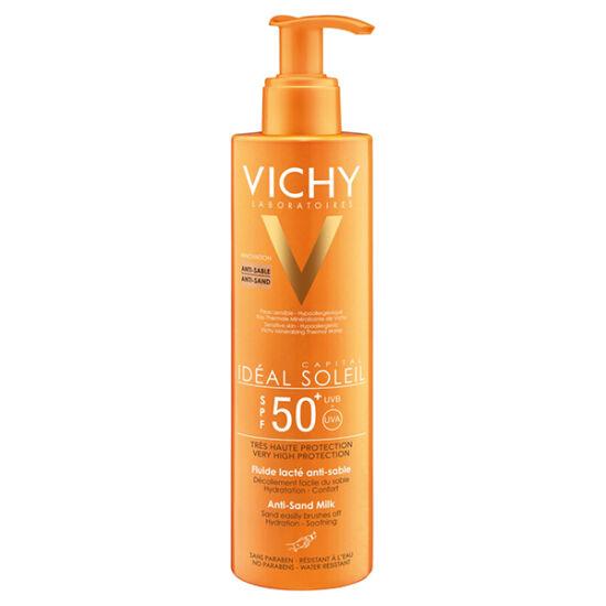 Vichy Idéeal Soleil homokálló napvéd? tej SPF 50+ 200ml