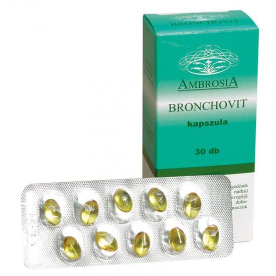 Bronchovit kapszula