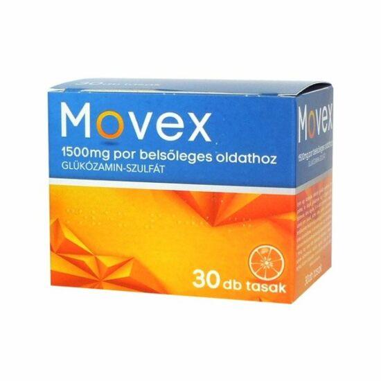 Movex 1500 mg 30x