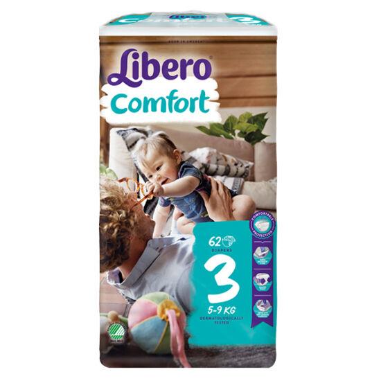 Libero Comfort 3 nadrágpelenka 5-9kg 62x