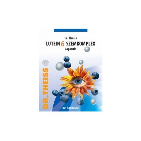 Dr. Theiss Lutein 6 szemkomplex kapszula (30x)