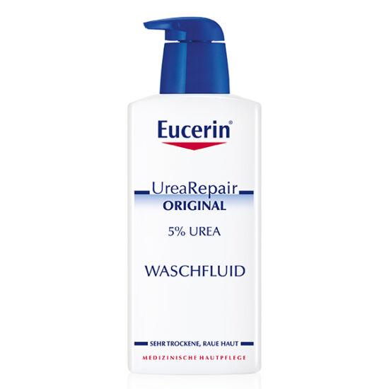 Eucerin 5% Urea folyékony mosakodó gél Repair 400ml