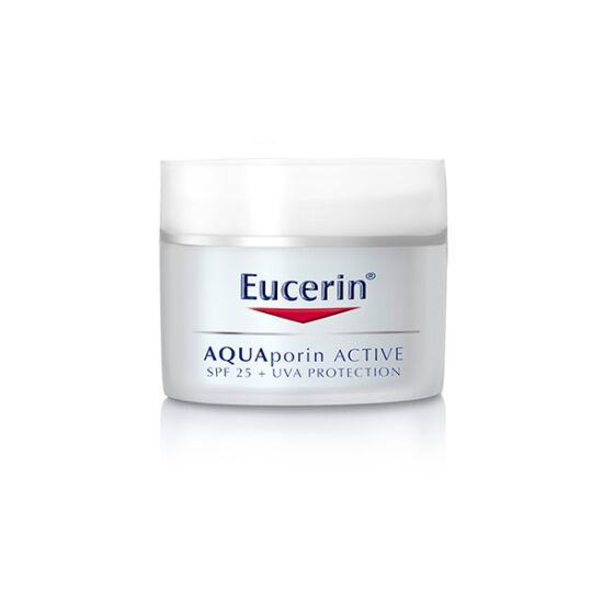 Eucerin AQUAporin ACTIVE Hidratáló arckrém normál b?rre UV-sz?r?vel 50ml