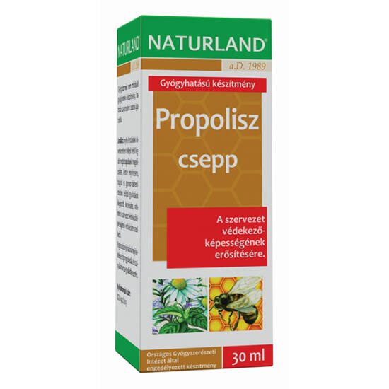 Naturland Propolisz csepp (30ml)