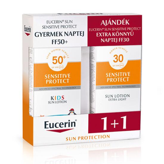 Eucerin Sun sensitive protect csomag
