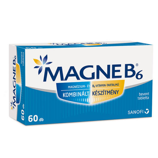 MAGNE B6 bevont tabletta (60x)