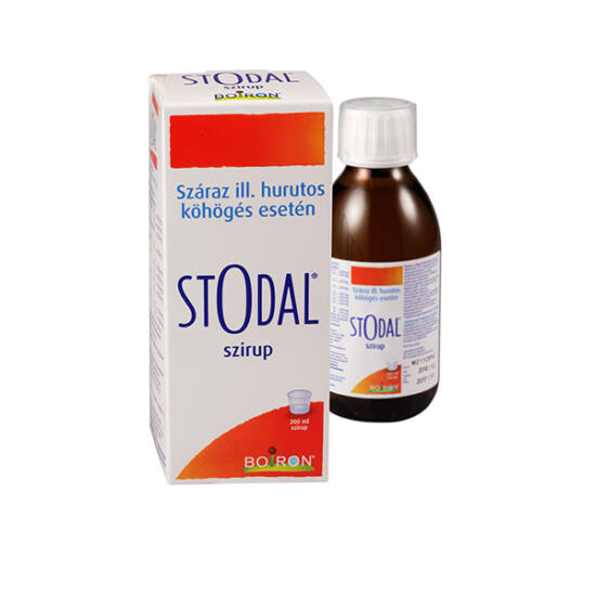 Stodal szirup (200ml)