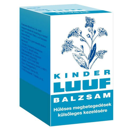 Kinder Luuf balzsam (30g)