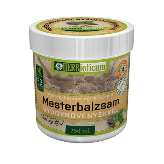 Herbioticum Mesterbalzsam (250ml)