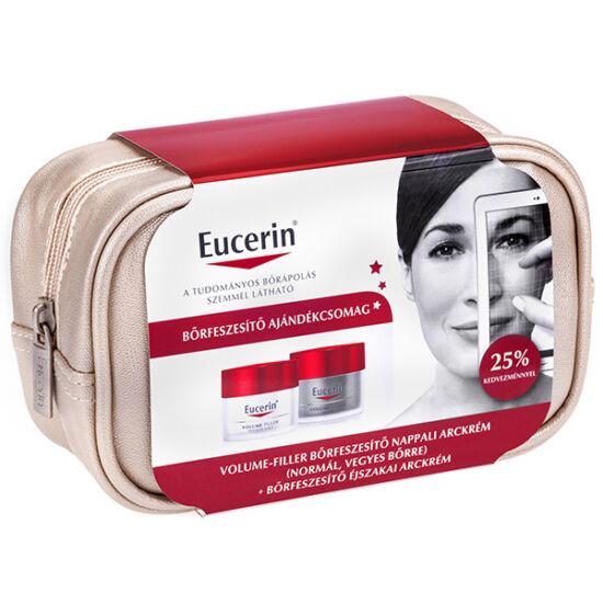 Eucerin Volume-Filler csomag nappali normál bőrre+éjszakai krém (50ml+50ml)