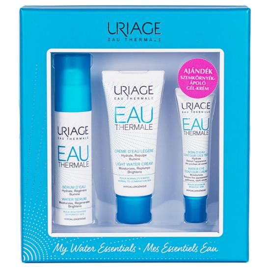 Uriage Termál Hidratáló csomag (40ml+30ml+15ml)