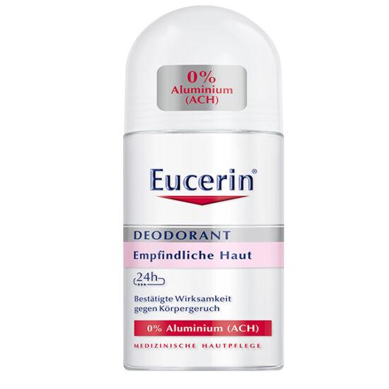 Eucerin Golyós dezodor érzékeny bőrre - alum. mentes 50ml