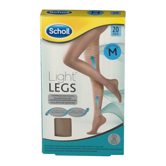 Scholl Light Legs harisnya 20DEN M testszínű