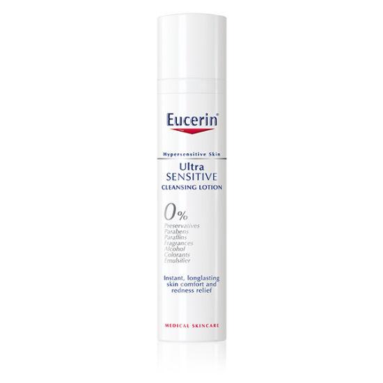 Eucerin UltraSensitive arctisztító tej 100ml